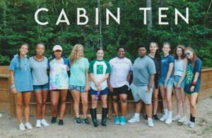 Camp Silver Beach campers
